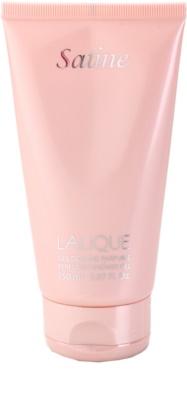 Lalique Satine gel de duche para mulheres