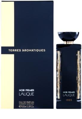 Lalique Terre Aromatiques Eau de Parfum unissexo
