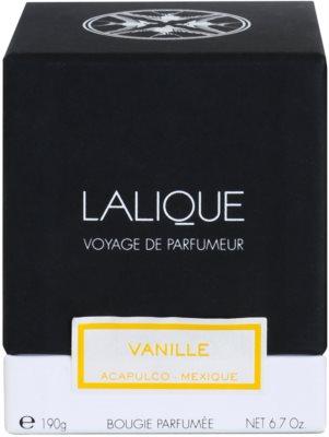 Lalique Voyage de Parfumeur illatos gyertya 2