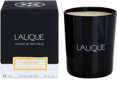 Lalique Voyage de Parfumeur illatos gyertya