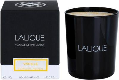 Lalique Voyage de Parfumeur vela perfumado