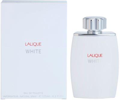 Lalique White eau de toilette férfiaknak