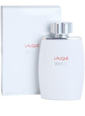 Lalique White woda toaletowa dla mężczyzn 1