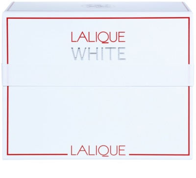 Lalique White darilni set 2
