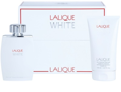 Lalique White darilni set