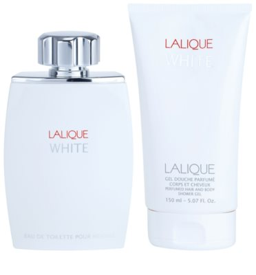 Lalique White darilni set 1