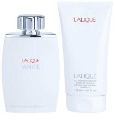 Lalique White coffret presente 1