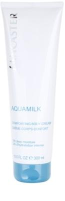 Lancaster Aquamilk komfortný telový krém
