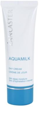 Lancaster Aquamilk crema hidratante para pieles normales