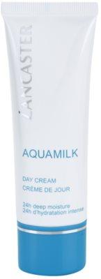 Lancaster Aquamilk зволожуючий крем для нормальної шкіри