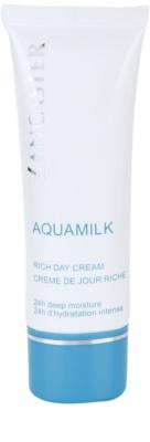 Lancaster Aquamilk crema hidratanta uscata si foarte uscata