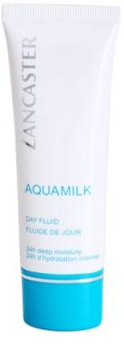 Lancaster Aquamilk fluido de dia com efeito hidratante