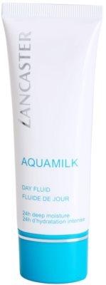 Lancaster Aquamilk nappali fluid hidratáló hatással