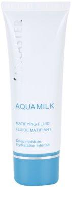 Lancaster Aquamilk fluido matificante para pele mista e oleosa
