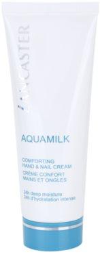 Lancaster Aquamilk подхранващ крем за ръце и нокти