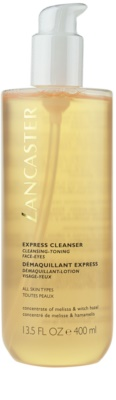 Lancaster Express Cleanser apa pentru curatarea tenului 3 in 1