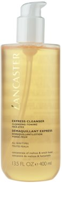 Lancaster Express Cleanser reinigendes Gesichtswasser 3 in1
