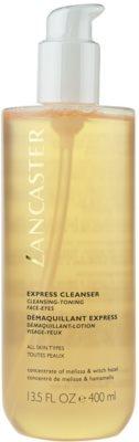 Lancaster Express Cleanser reinigendes Gesichtswasser 3in1