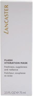 Lancaster Flash vlažilna maska za obraz 2