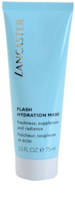 Lancaster Flash máscara facial hidratante