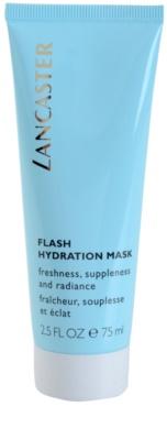 Lancaster Flash vlažilna maska za obraz
