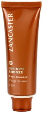 Lancaster Infinite Bronze bronzující gel na obličej SPF 6