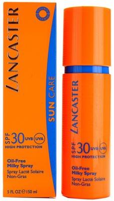 Lancaster Oil Free Spray leite solar em spray SPF 30 2