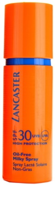 Lancaster Oil Free Spray leite solar em spray SPF 30