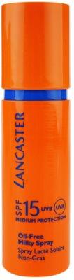 Lancaster Oil Free Spray mleczko do opalania w sprayu SPF 15