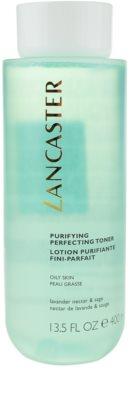 Lancaster Purifying tónico de limpeza para pele oleosa