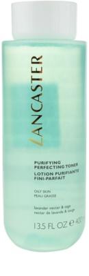 Lancaster Purifying tónico limpiador para pieles grasas
