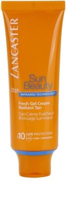Lancaster Sun Beauty loção em gel hidratante após o banho de sol SPF 10