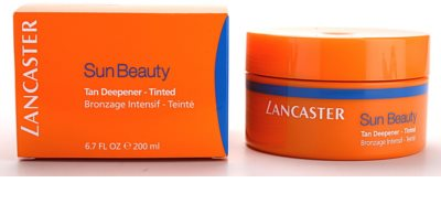 Lancaster Sun Beauty gel tonifiant 1