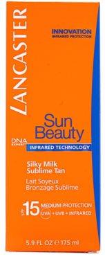 Lancaster Sun Beauty losjon za sončenje SPF 15 2
