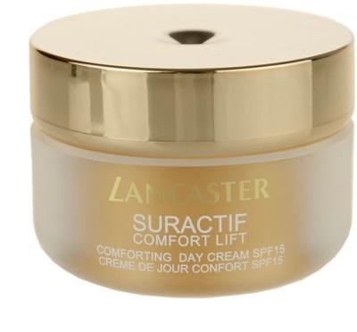 Lancaster Suractif Comfort Lift crema de día con efecto lifting para pieles maduras
