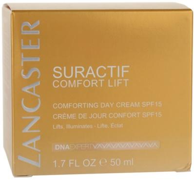 Lancaster Suractif Comfort Lift дневен лифтинг крем  за зряла кожа 3