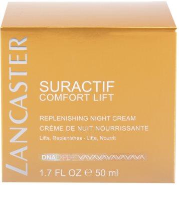 Lancaster Suractif Comfort Lift revitalisierende Nachtcreme 4