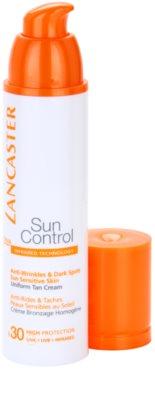 Lancaster Sun Control Sonnencreme fürs Gesicht SPF 30 1