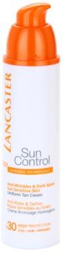 Lancaster Sun Control Sonnencreme fürs Gesicht SPF 30 2