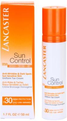 Lancaster Sun Control Sonnencreme fürs Gesicht SPF 30 3