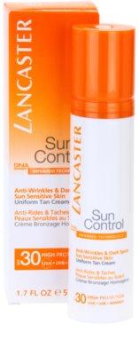 Lancaster Sun Control Sonnencreme fürs Gesicht SPF 30 4