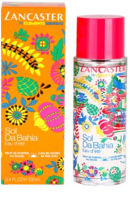 Lancaster Sol Da Bahia eau de toilette para mujer