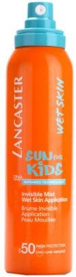 Lancaster Sun For Kids protector solar en aerosol resistente al agua  SPF 50 1