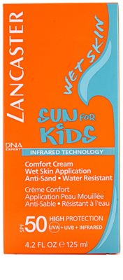 Lancaster Sun For Kids Sonnencreme SPF 50 2