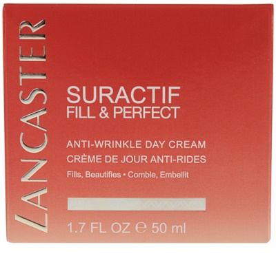 Lancaster Suractif Fill and Perfect creme de dia antirrugas 2