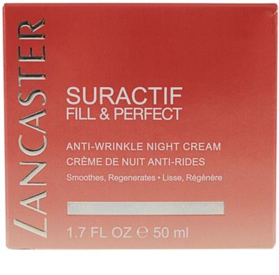 Lancaster Suractif Fill and Perfect crema de noapte antirid 2