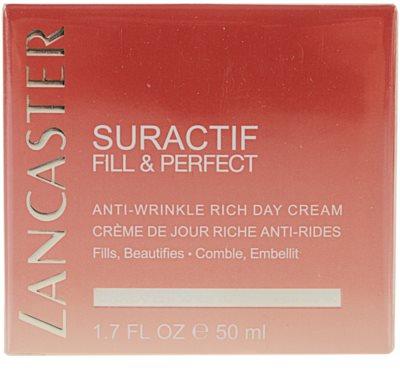 Lancaster Suractif Fill and Perfect nappali ránctalanító krém száraz bőrre 2