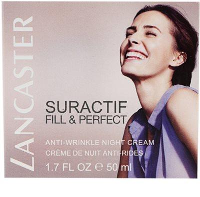 Lancaster Suractif Fill and Perfect nappali ránctalanító krém száraz bőrre 3