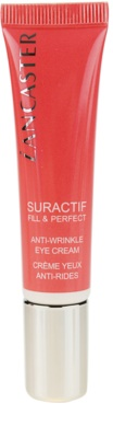 Lancaster Suractif Fill and Perfect creme contorno de olhos antirrugas