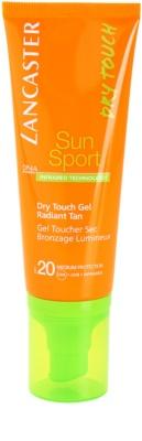 Lancaster Sun Sport gel za sončenje SPF 20